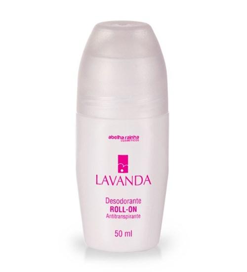 Lavanda – Desodorante Roll-On Antitranspirante Feminino 50Ml - 2104