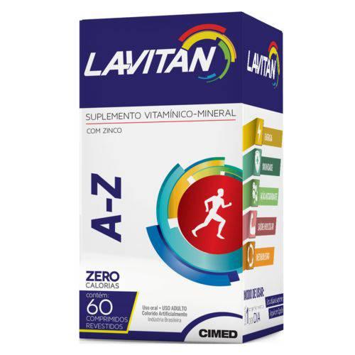 Tudo sobre 'Lavitan A-z 60 Comp'