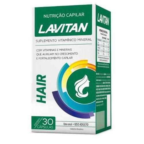 Tudo sobre 'Lavitan Hair 30 Caps'