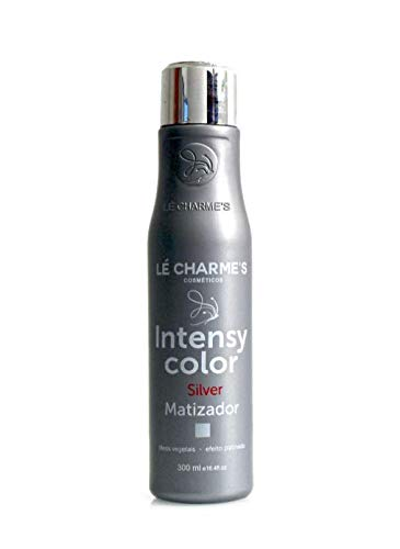 Tudo sobre 'Lé Charmes Intensy Color Silver 300ml'