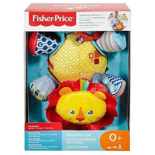 Leão de Atividades Fdc59 - Fisher Price