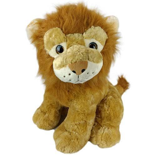 Tudo sobre 'Leão de Pelúcia Filhote G'