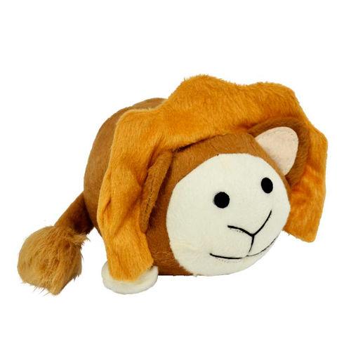 Leão em Pelúcia