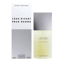 L'Eau D'Issey Pour Homme Masculino Eau de Toilette 125ml - Issey Miyake