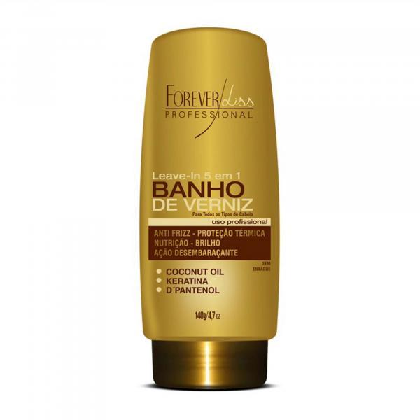 Leave-in Banho de Verniz 150g Forever Liss