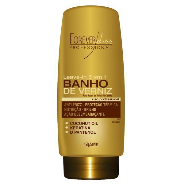 Leave-in Banho de Verniz 150gr Forever Liss