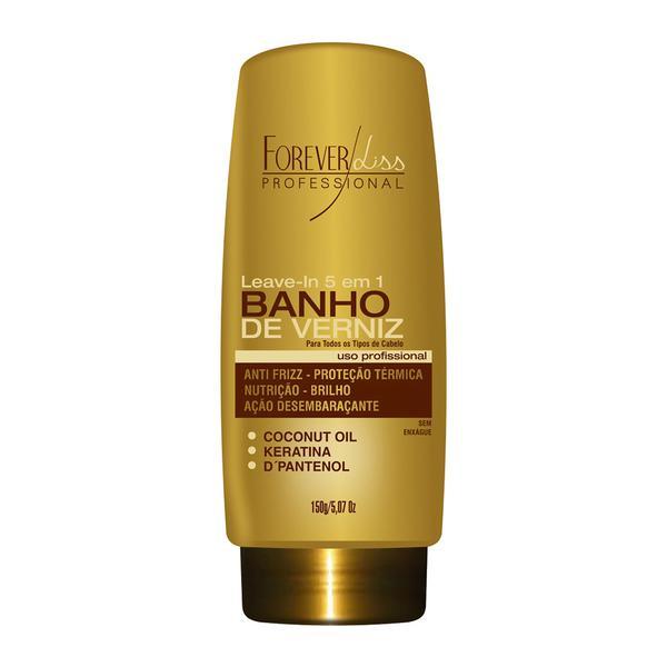 Leave In Banho de Verniz 150gr - Forever Liss