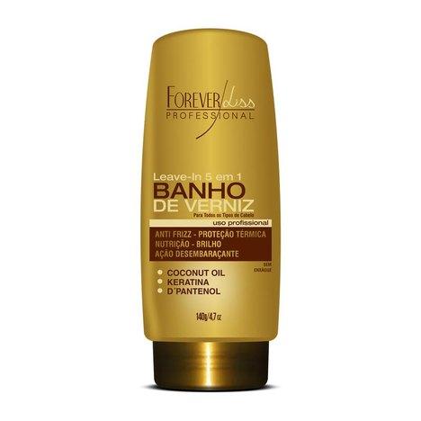 Leave In Banho de Verniz 5 em 1 Forever Liss 150G