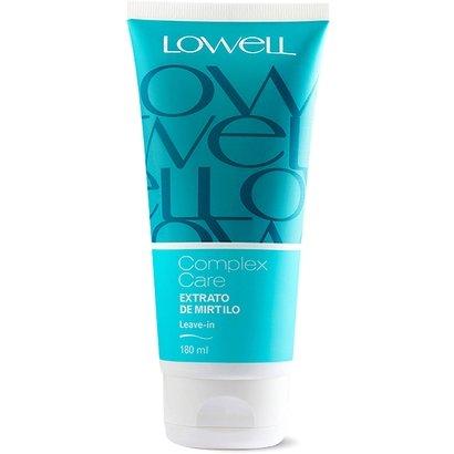Leave-In Lowell Complex Care Extrato de Mirtilo 180ml