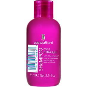 Lee Stafford Poker Straight - Shampoo - 75ml - 75ml