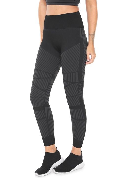 Legging Lupo Sport Run Pocket Preta
