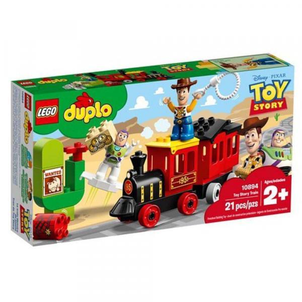 Lego 10894 Duplo - Trem Toy Story