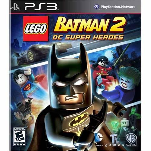Tudo sobre 'Lego Batman 2: Dc Super Heroes - Ps3'