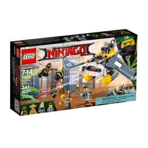 Tudo sobre 'LEGO - Bomber Arraia'
