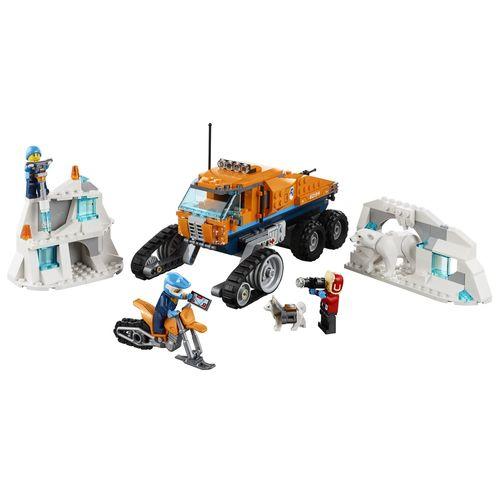 Tudo sobre 'LEGO City - Caminhão Explorador do Ártico'