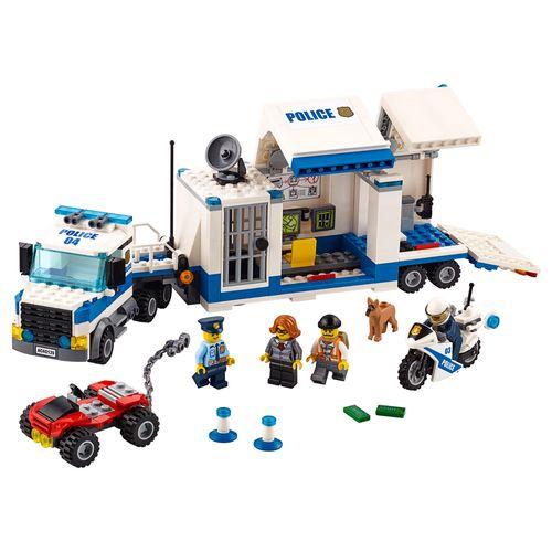 Tudo sobre 'Lego City - Centro de Comando Móvel'