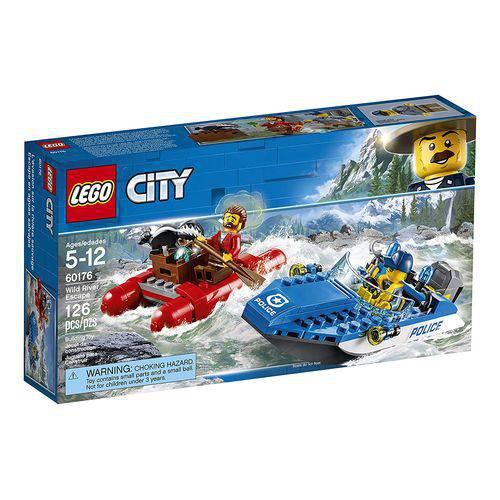 Tudo sobre 'LEGO City - Fuga no Rio Furioso'