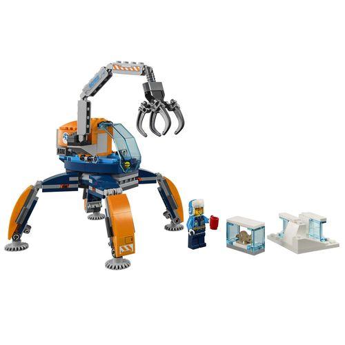 Tudo sobre 'LEGO City - Máquina de Exploração no Gelo'