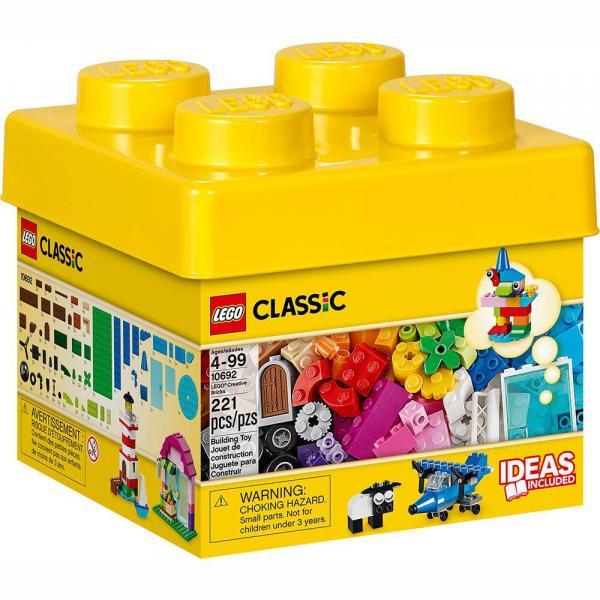 LEGO Classic 10692 Peças Criativas 221 Peças