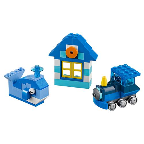 Tudo sobre 'LEGO Classic - Caixa de Criatividade Azul'