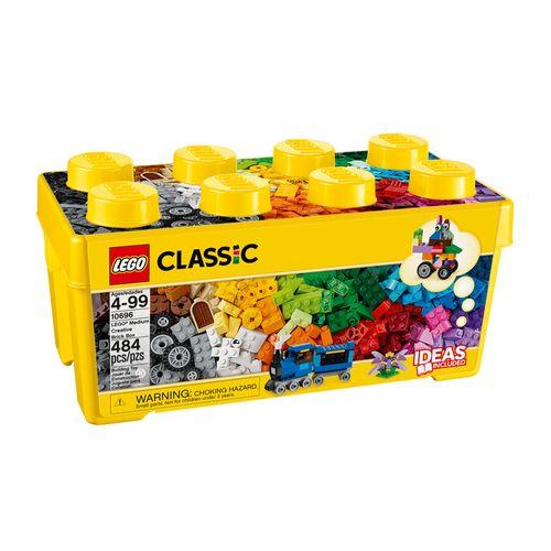 Tudo sobre 'LEGO Classic - Caixa Média de Peças Criativas'