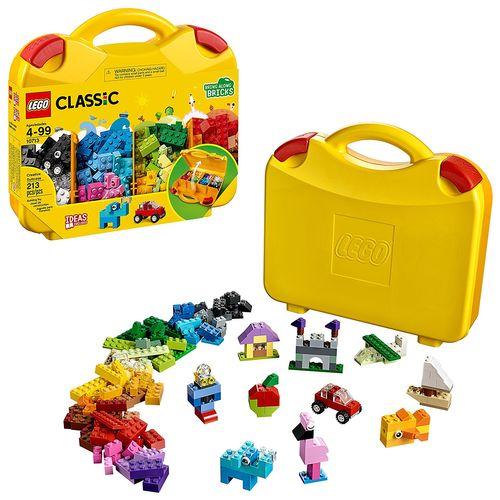 Tudo sobre 'LEGO Classic - Maleta da Criatividade'
