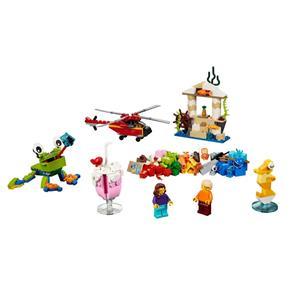 Lego Classic - Mundo Divertido - 295 Peças - Lego