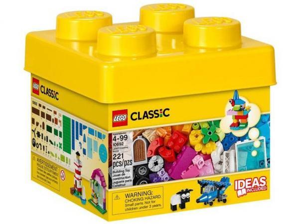 LEGO Classic Peças Criativas 10692 - 221 Peças