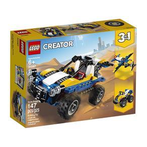 Tudo sobre 'Lego Creator - Buggy das Dunas'