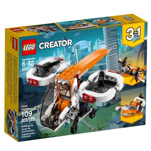 Tudo sobre 'Lego - Creator - Drone Explorador'