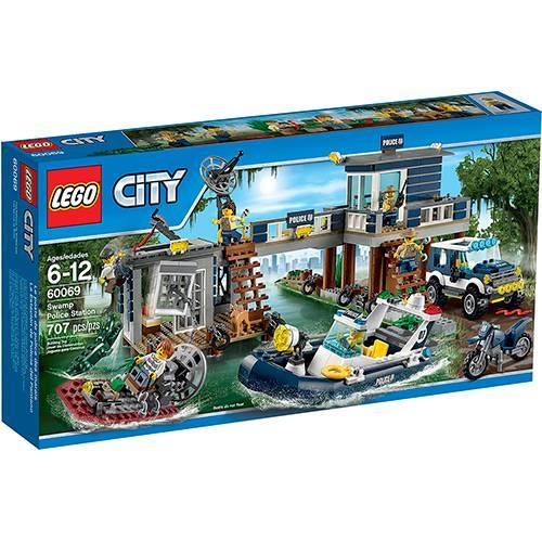 Tudo sobre 'LEGO - Delegacia da Polícia do Pântano'