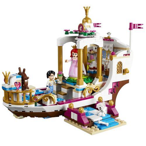 Tudo sobre 'LEGO Disney - Barco de Celebração Real da Ariel'