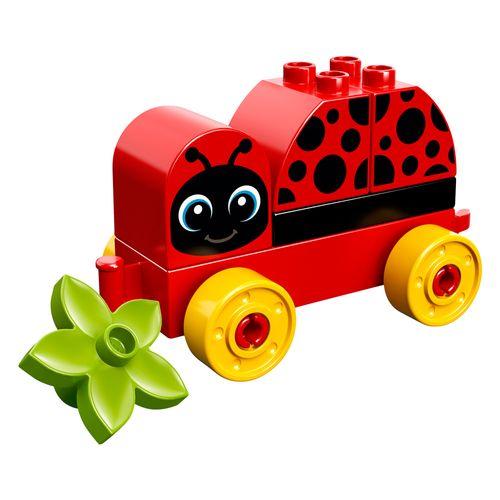 Tudo sobre 'LEGO DUPLO - a Minha Primeira Joaninha'