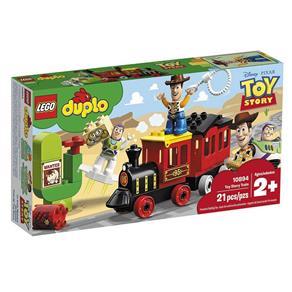 LEGO Duplo - Disney - Pixar - Toy Story 4 - Trenzinho