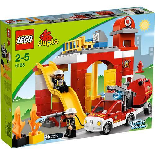 Tudo sobre 'LEGO Duplo - Quartel de Bombeiros'