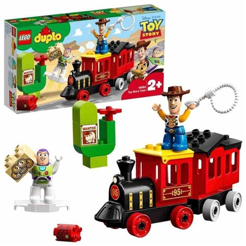 Lego Duplo Trem Toy Story 4 -10894