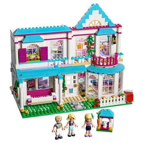 Tudo sobre 'LEGO Friends - a Casa da Stephanie'