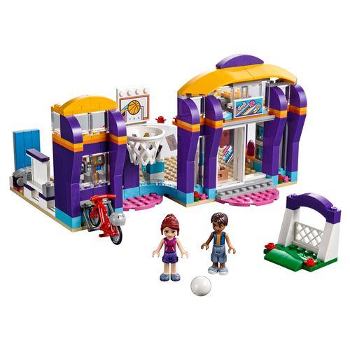 Tudo sobre 'LEGO Friends - Ginásio de Esportes de Heartlake'