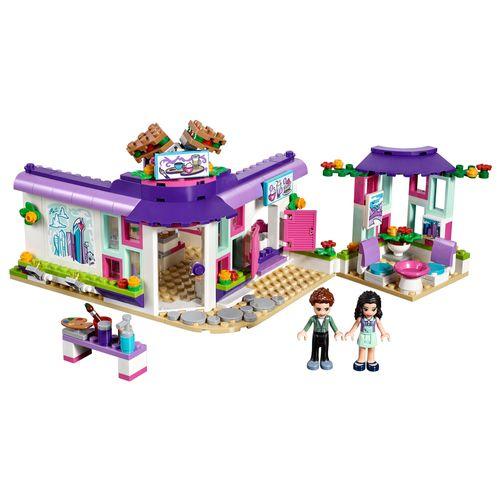 Tudo sobre 'LEGO Friends - o Café de Arte da Emma'