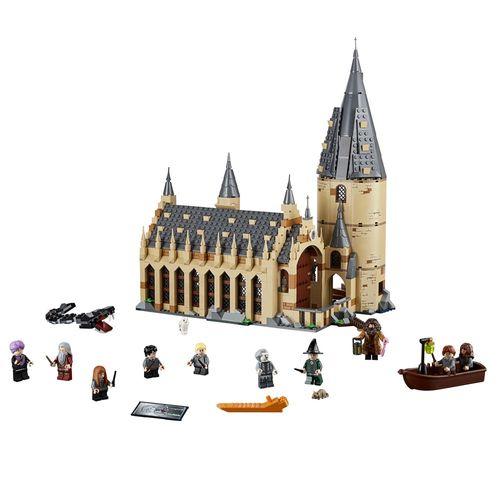 Tudo sobre 'LEGO Harry Potter - o Grande Salão de Hogwarts'