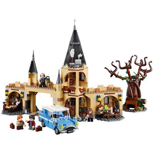 Tudo sobre 'LEGO Harry Potter - o Salgueiro Lutador de Hogwarts'
