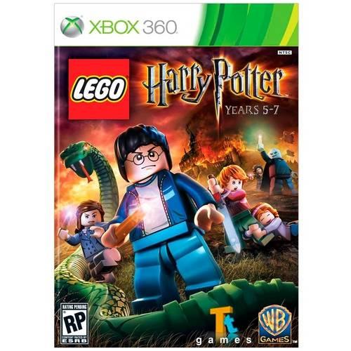 Tudo sobre 'Lego Harry Potter: Years 5-7 - Xbox 360'