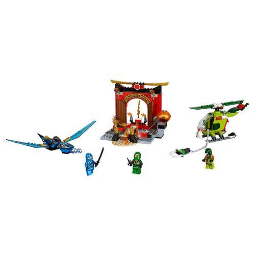 Tudo sobre 'LEGO Juniors - o Templo Perdido de Ninjago'