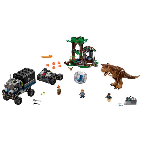 Tudo sobre 'LEGO Jurassic World - a Fuga da Girosfera'