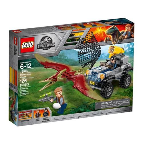 Tudo sobre 'Lego - Jurassic World - Perseguicao Pteronodon'