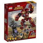 Tudo sobre 'LEGO Marvel Super Heroes - o Ataque Destruidor de Hulkbuster'