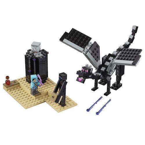Tudo sobre 'LEGO Minecraft - a Batalha Final'