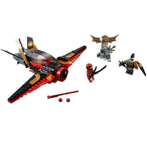 Tudo sobre 'LEGO Ninjago - Asa do Destino'