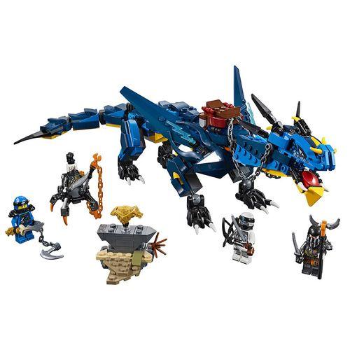 Tudo sobre 'Lego Ninjago - Dragão de Tempestade'