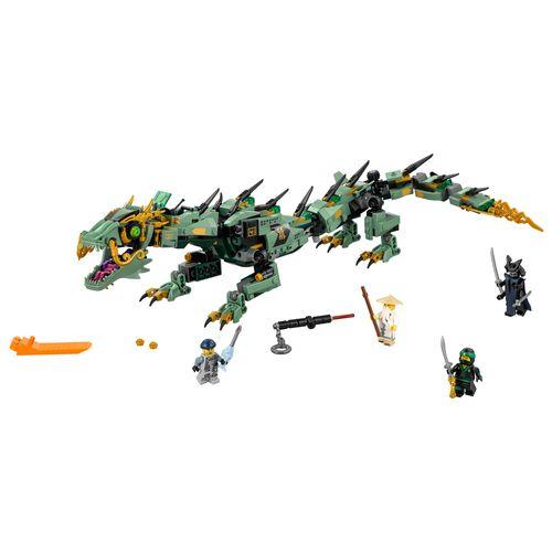Tudo sobre 'Lego Ninjago - Dragão do Ninja Verde'